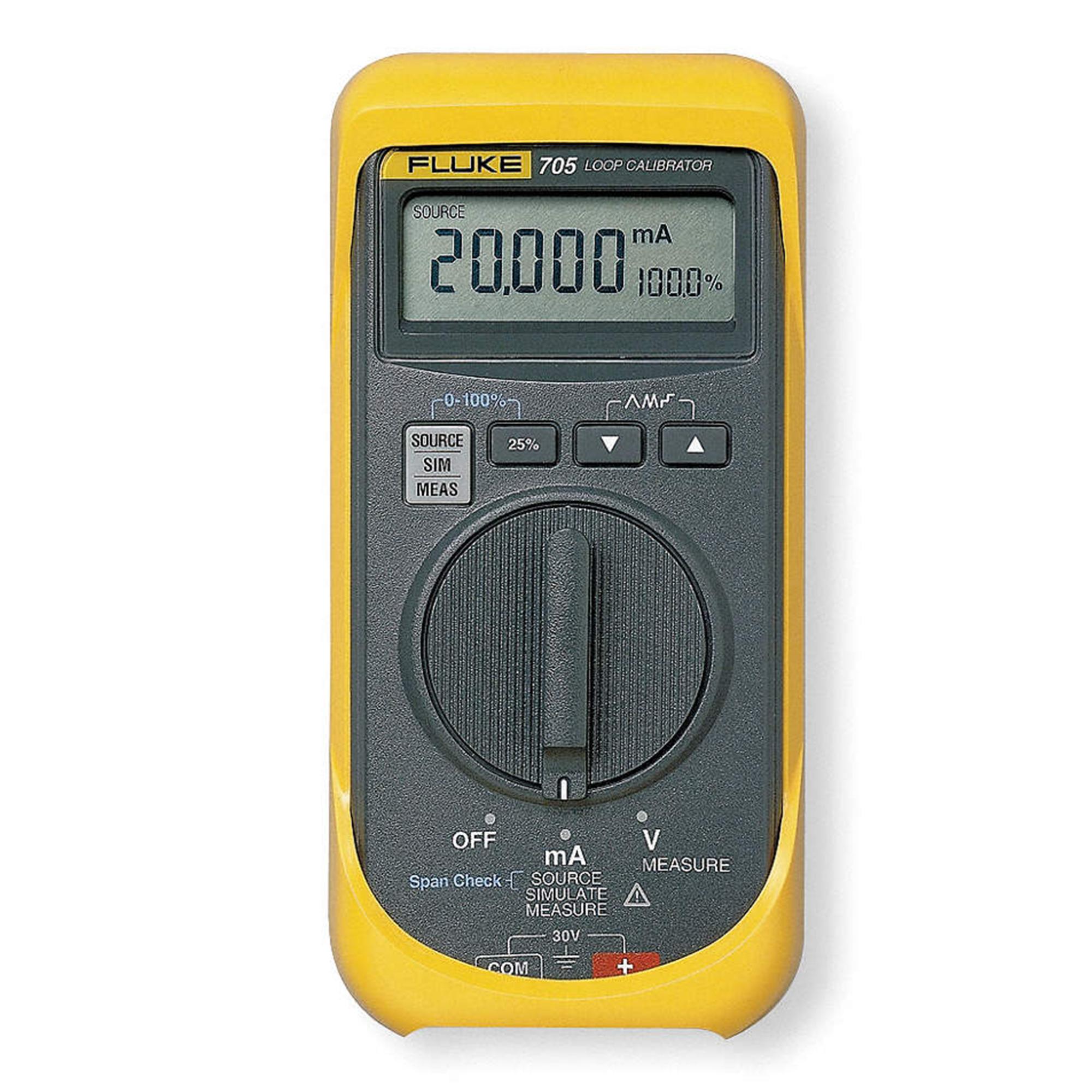 Calibrador de lazo 705