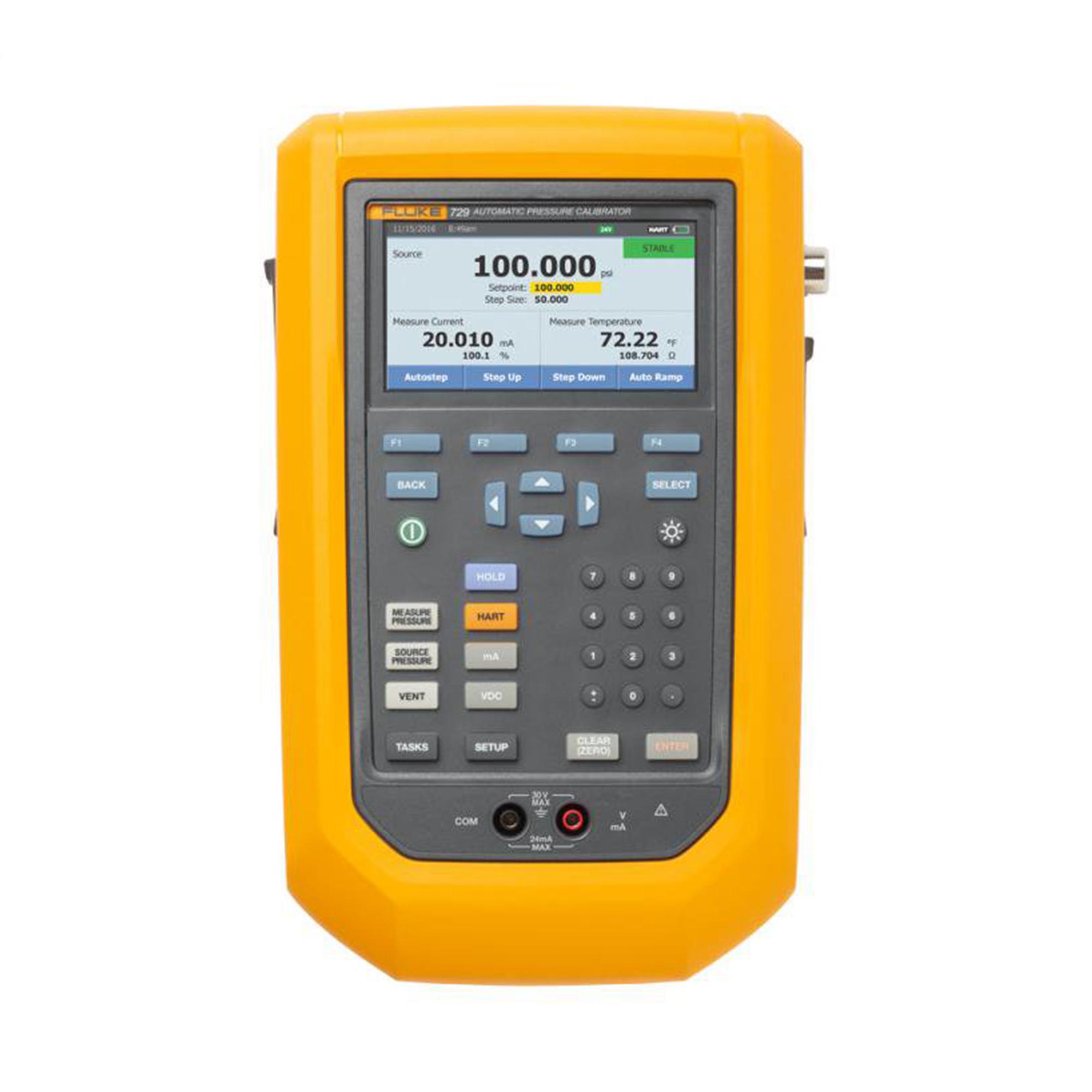 Calibrador automático de presión 729