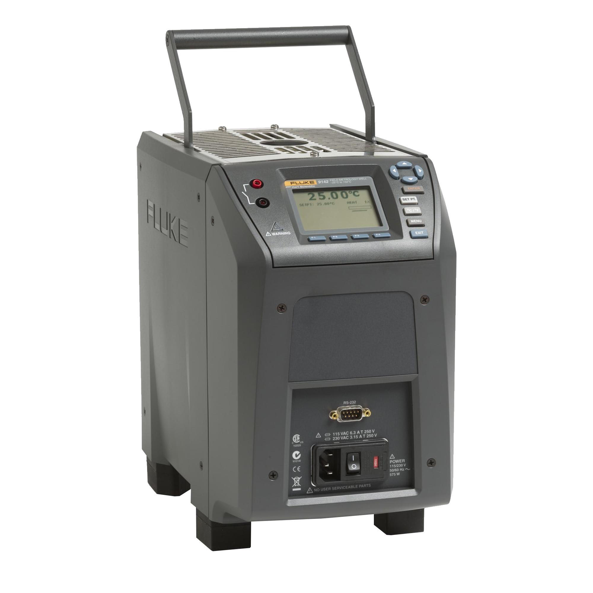 Calibrador de metrología de campo de bloque seco 9142