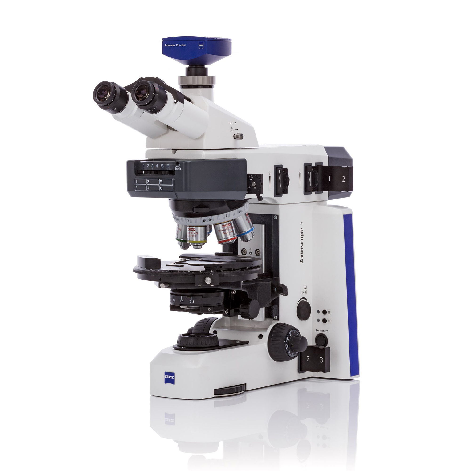 Axioscopio 5