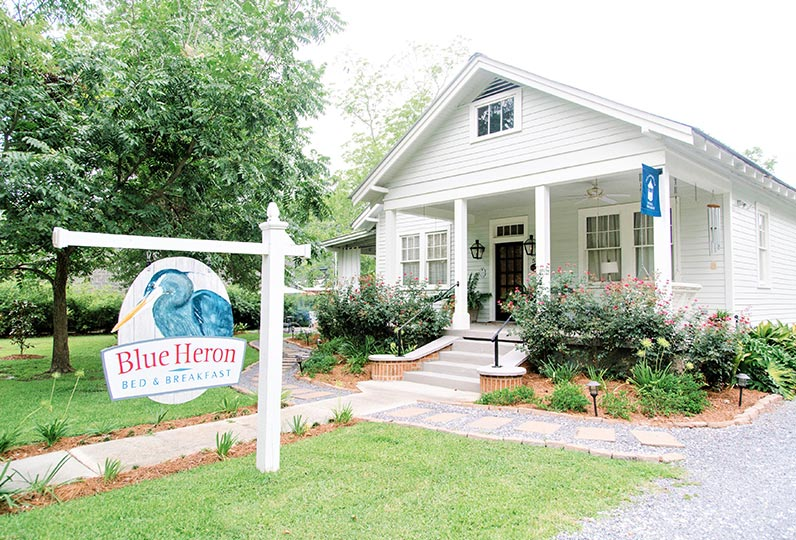 Blue Heron Bed & Breakfast