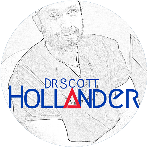 Dr. Scott Hollander Responds to Eugene Haggins Jr.
