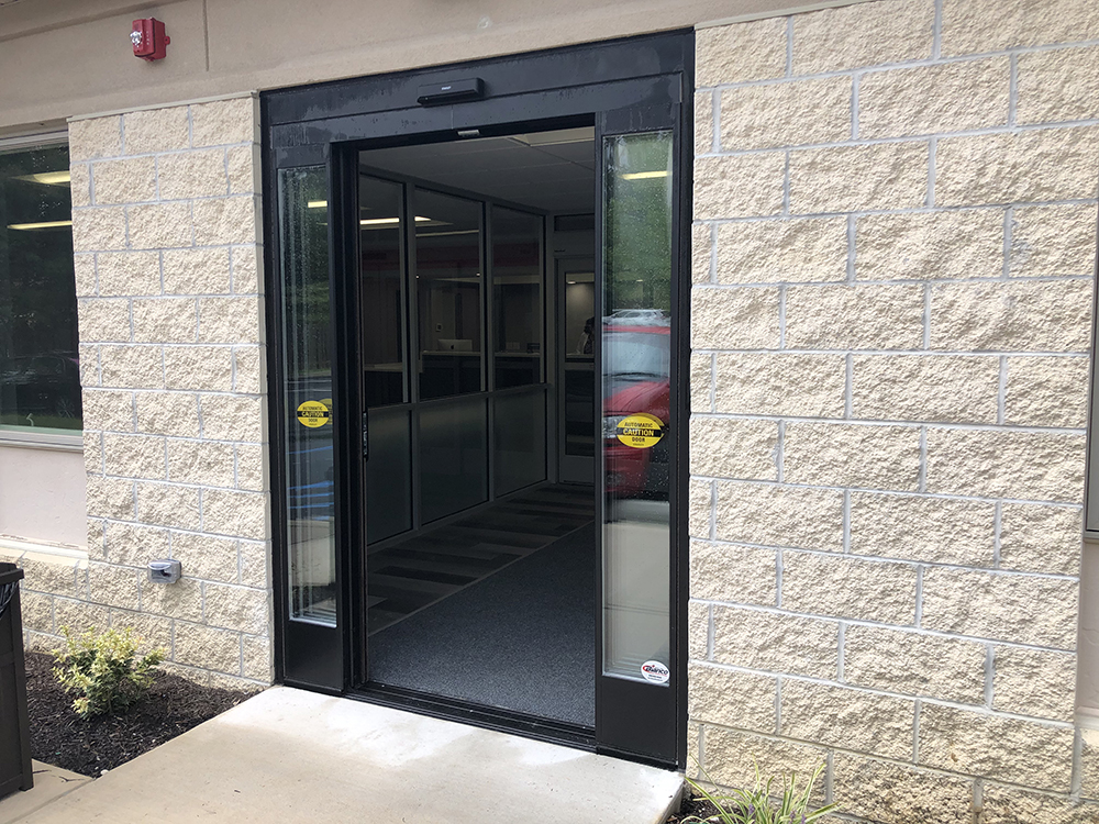 Automatic Doors for safe entry
