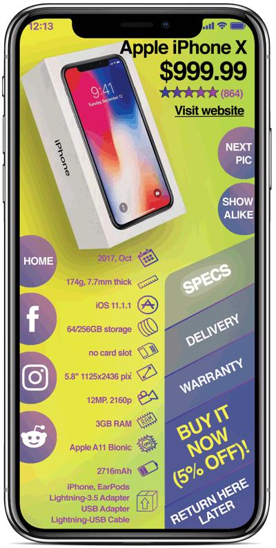 Iphone mobile eshop
