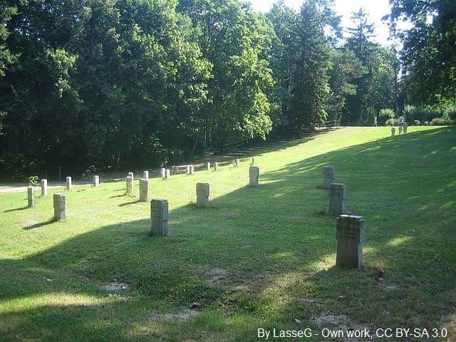Grabsteine Neubrandenburg Friedhof