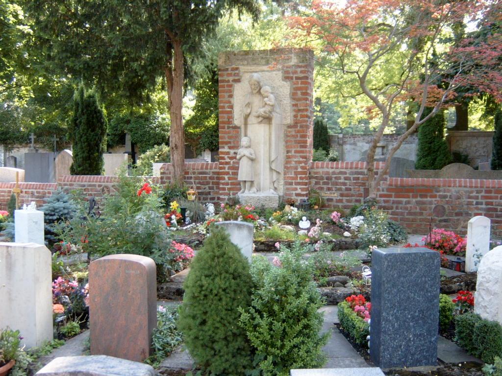 Friedhof in Augsburg