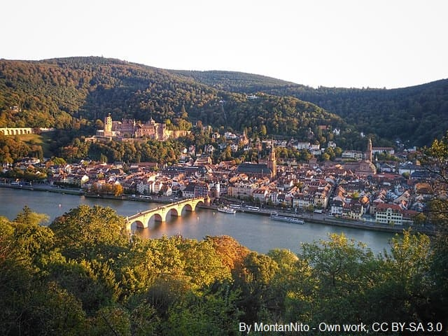 Heidelberg Brücke