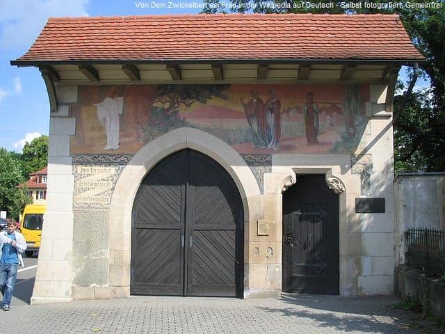 Grabstein in Reutlingen Friedhof