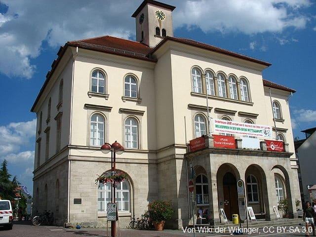 Messerschmidt Steinmetz in Sindelfingen