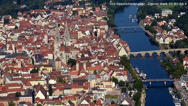 Messerschmidt Steinmetz in Regensburg