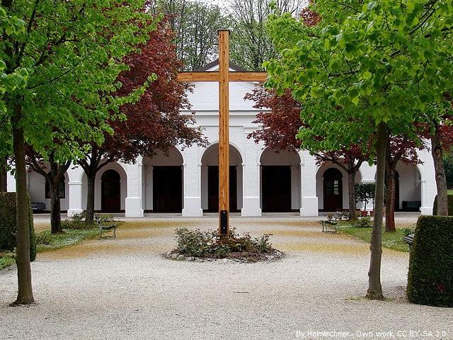 Grabsteine in Ingolstadt Friedhof