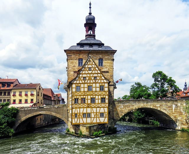 Messerschmidt Steinmetz in Bamberg