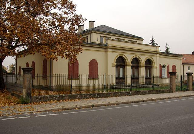 Grabsteine in Bamber jüdischer Friedhof