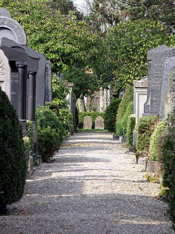 Friedhof in Offenburg Jüdisch