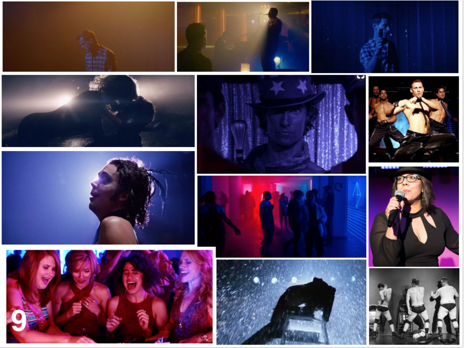Hard-ish Bodies Mood Board - Stoney's Stage 2
