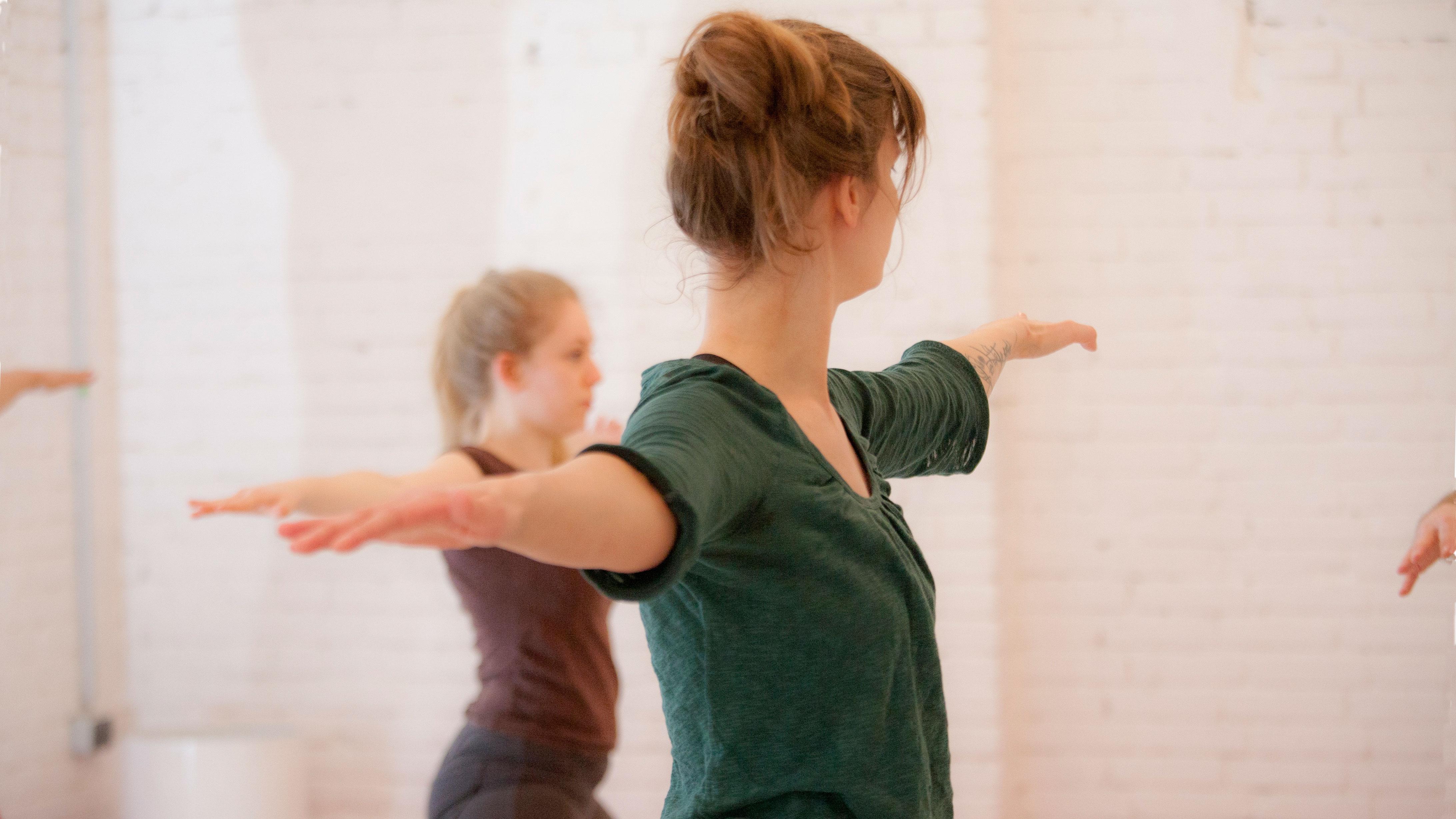 Yogakurs nach der Schwangerschaft