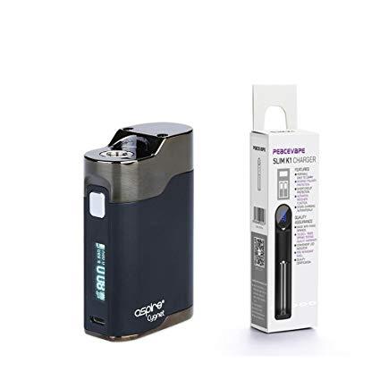 sigaretta elettronica aspire nera con caricatore