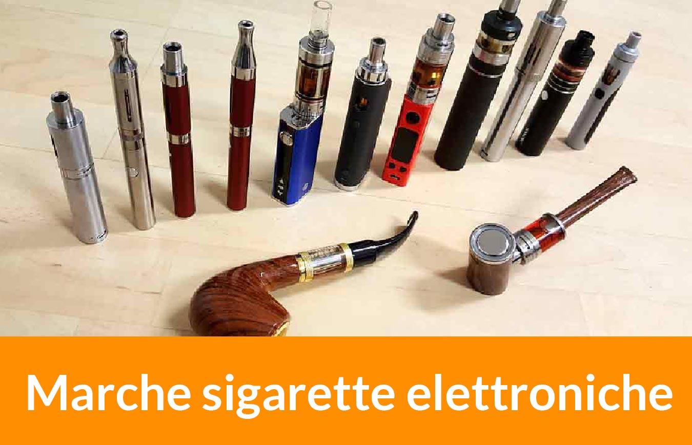 Marche di Sigarette Elettroniche