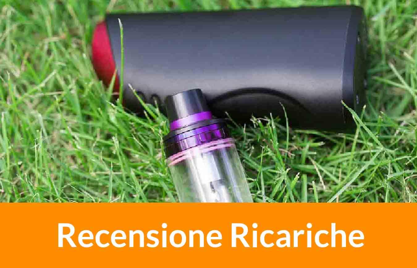 Ricariche per Sigarette Elettroniche