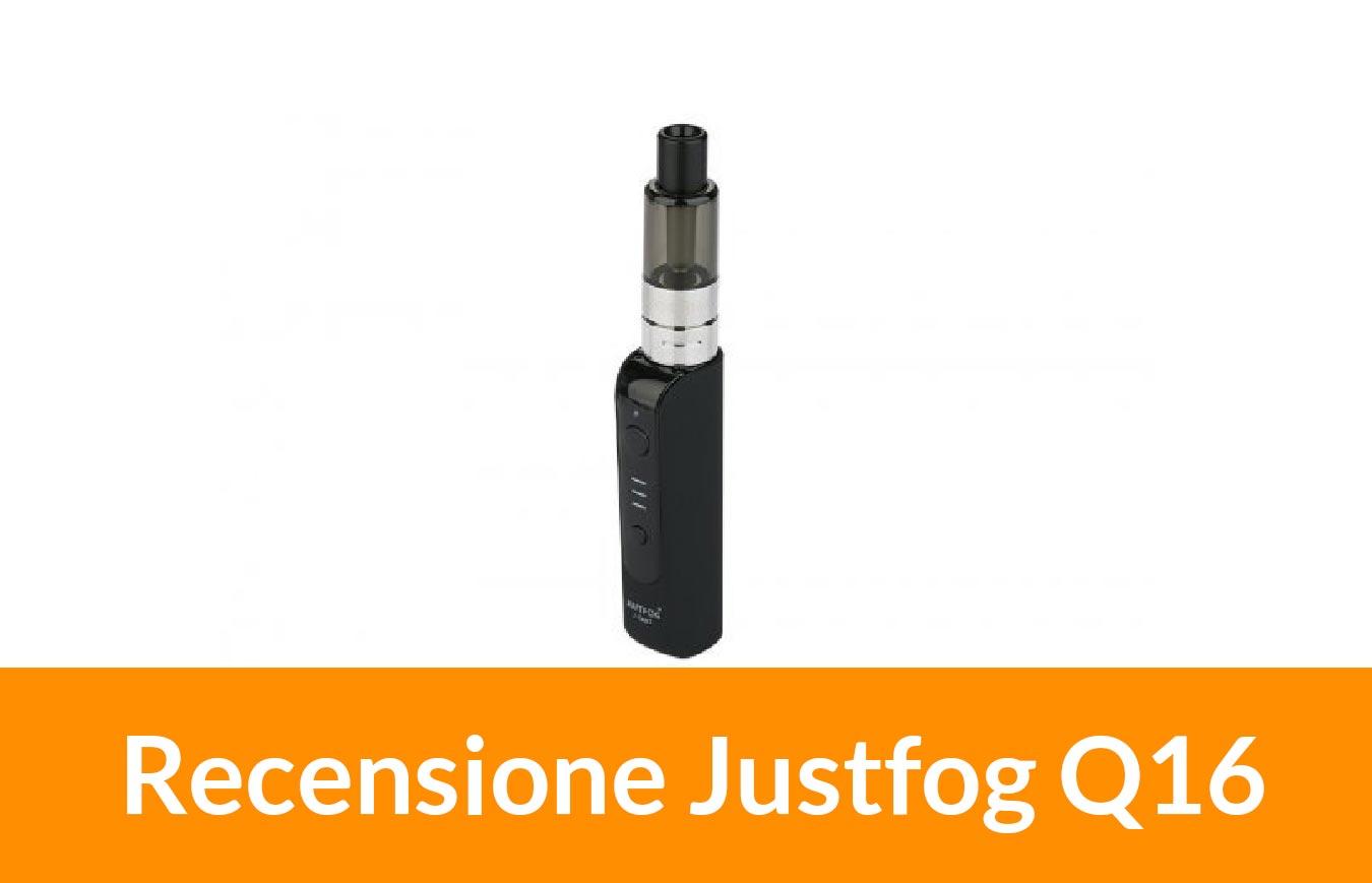 una sigaretta elettronica JustFog Q16
