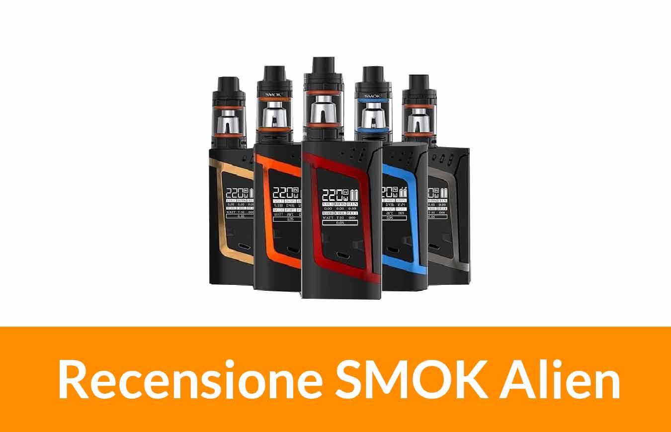 una sigaretta elettronica SMOK