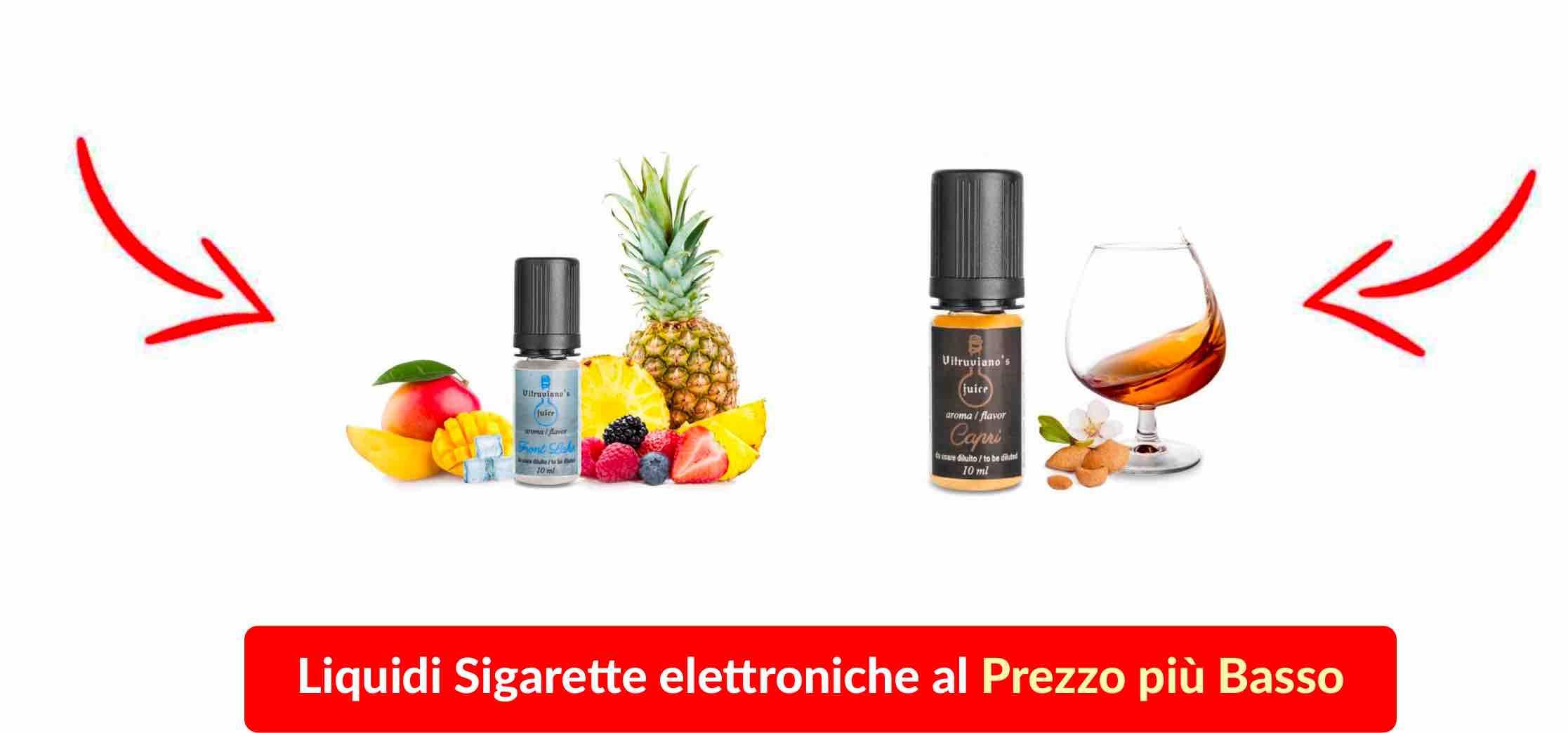 liquidi per sigarette elettroniche