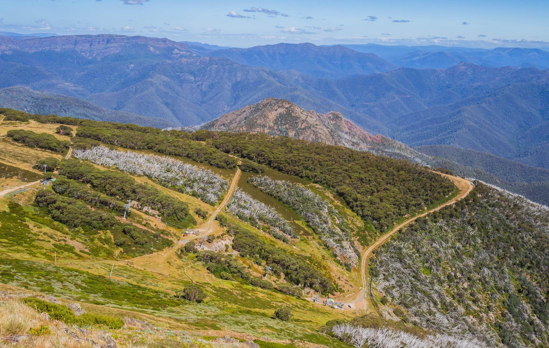 Mount Buller Victoria Trail Running Maps RunHunters