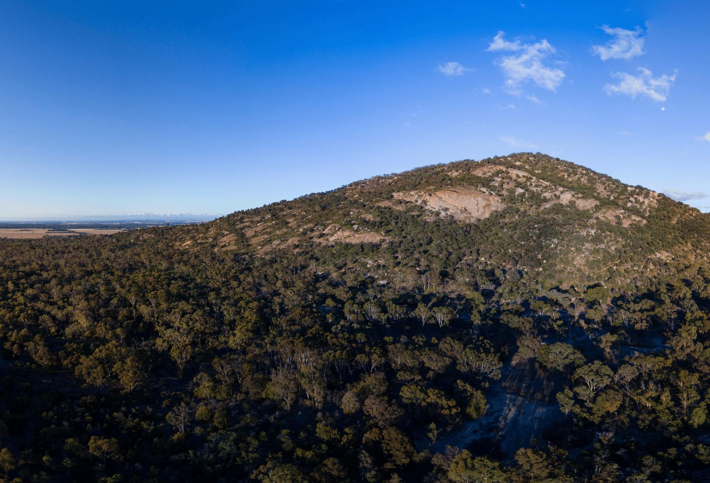 You Yangs hiking and trail running trails Capra
