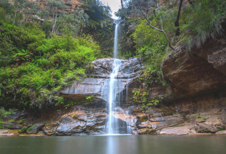 Minnehaha Falls Trail Capra