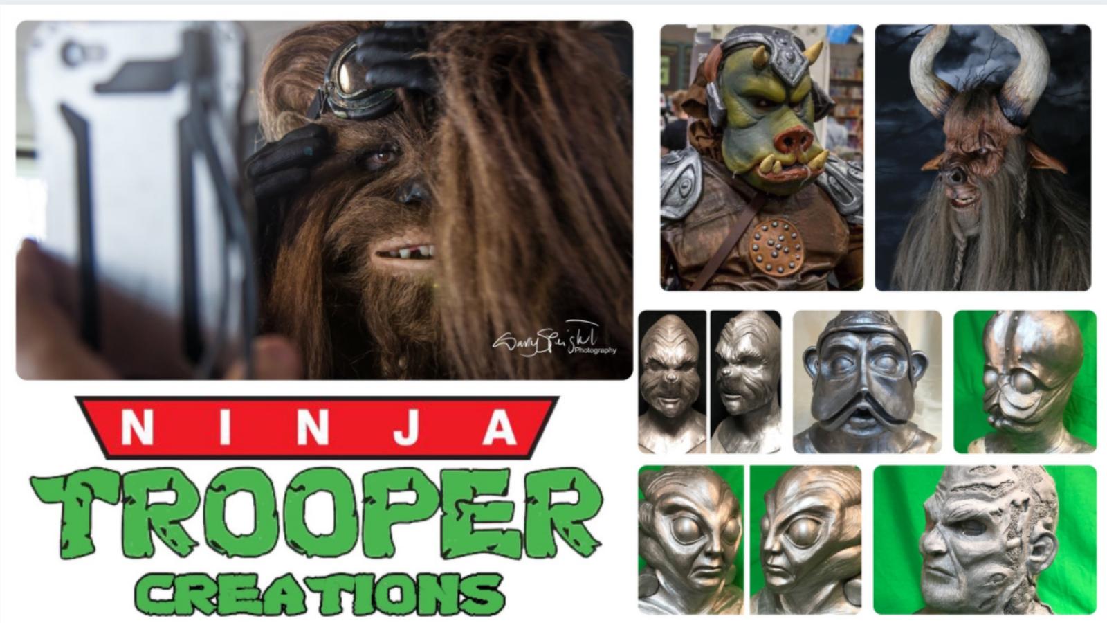 Ninja Trooper Creations