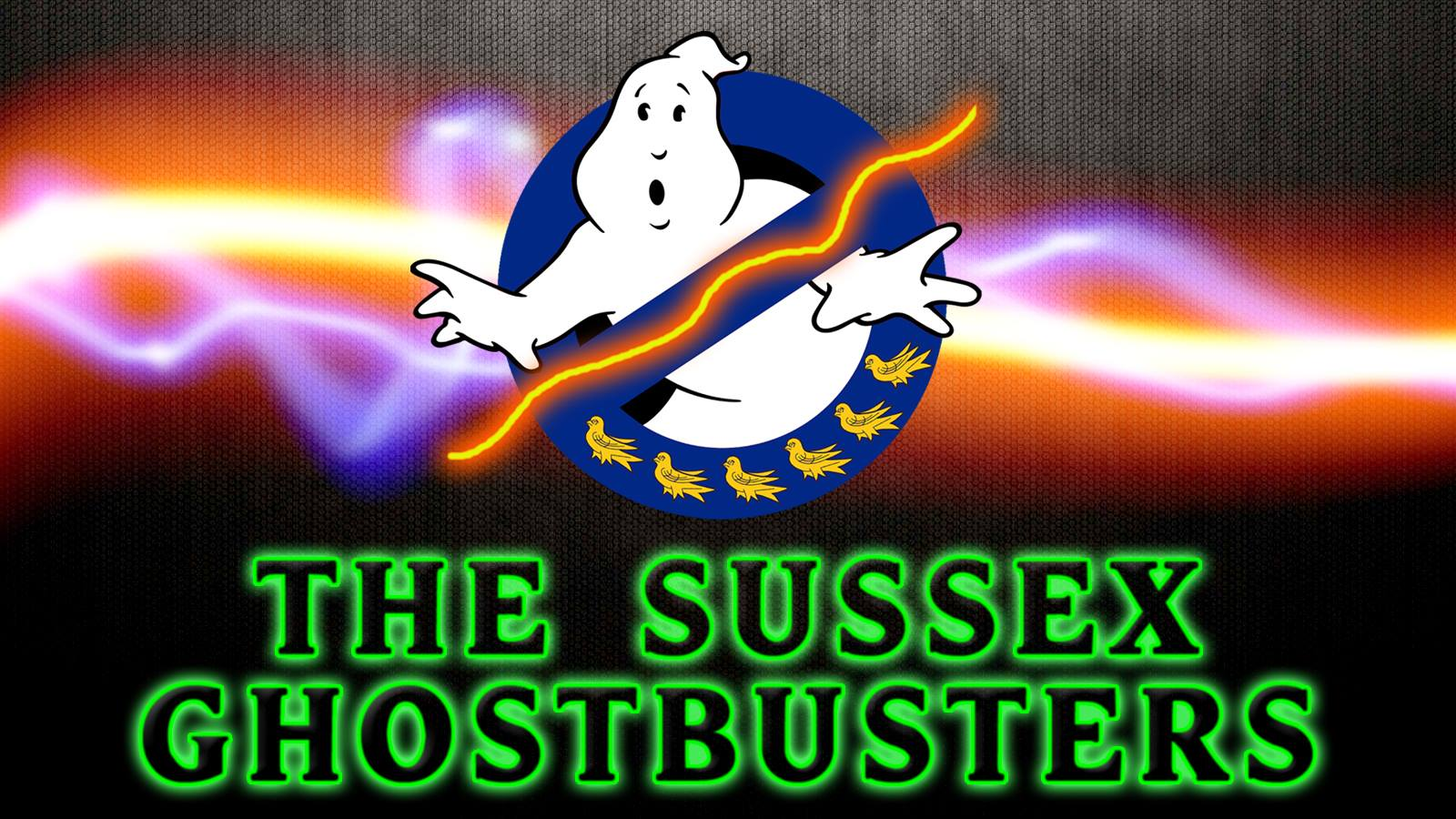 Sussex Ghostbusters
