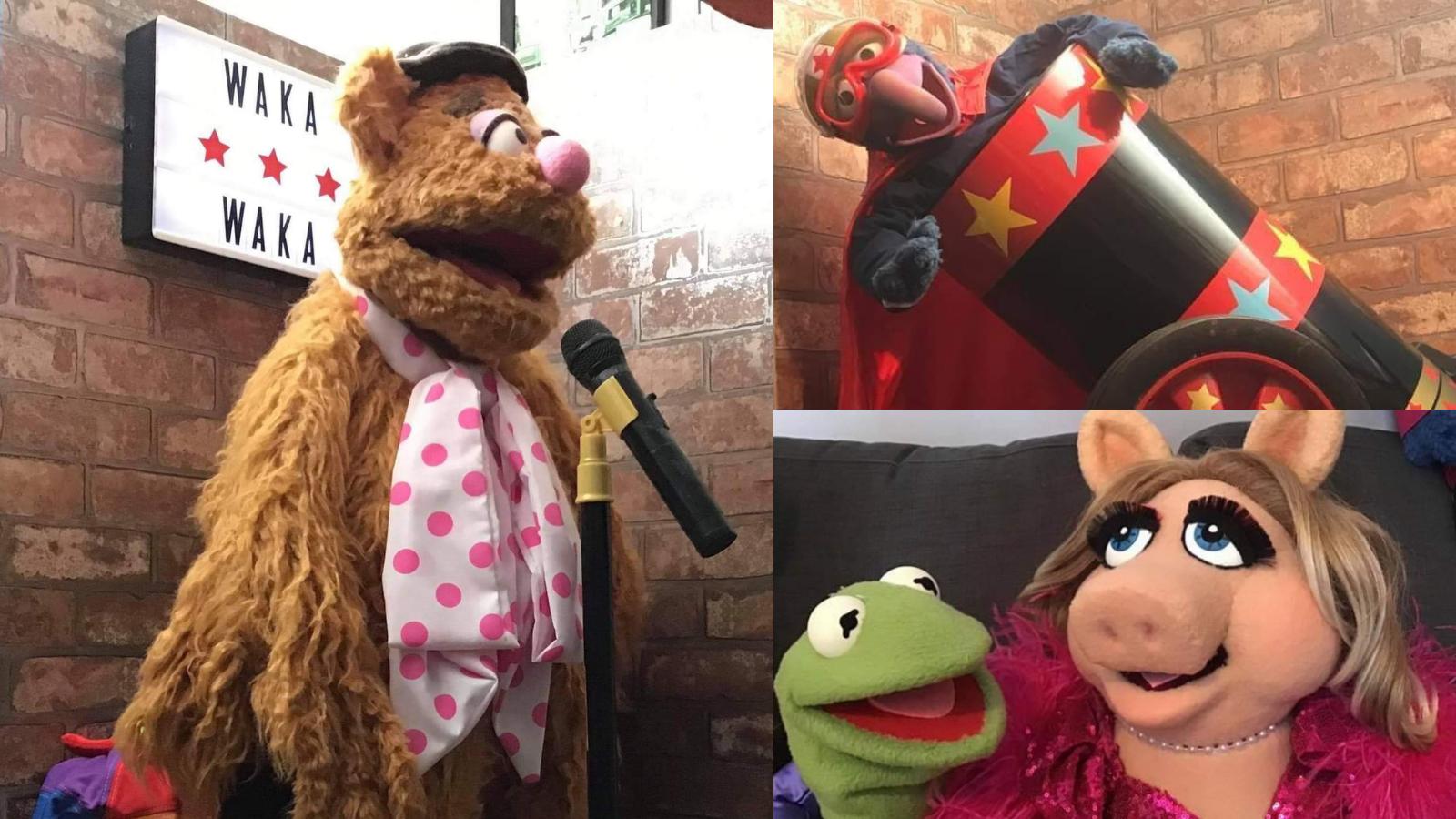 M&M Muppets