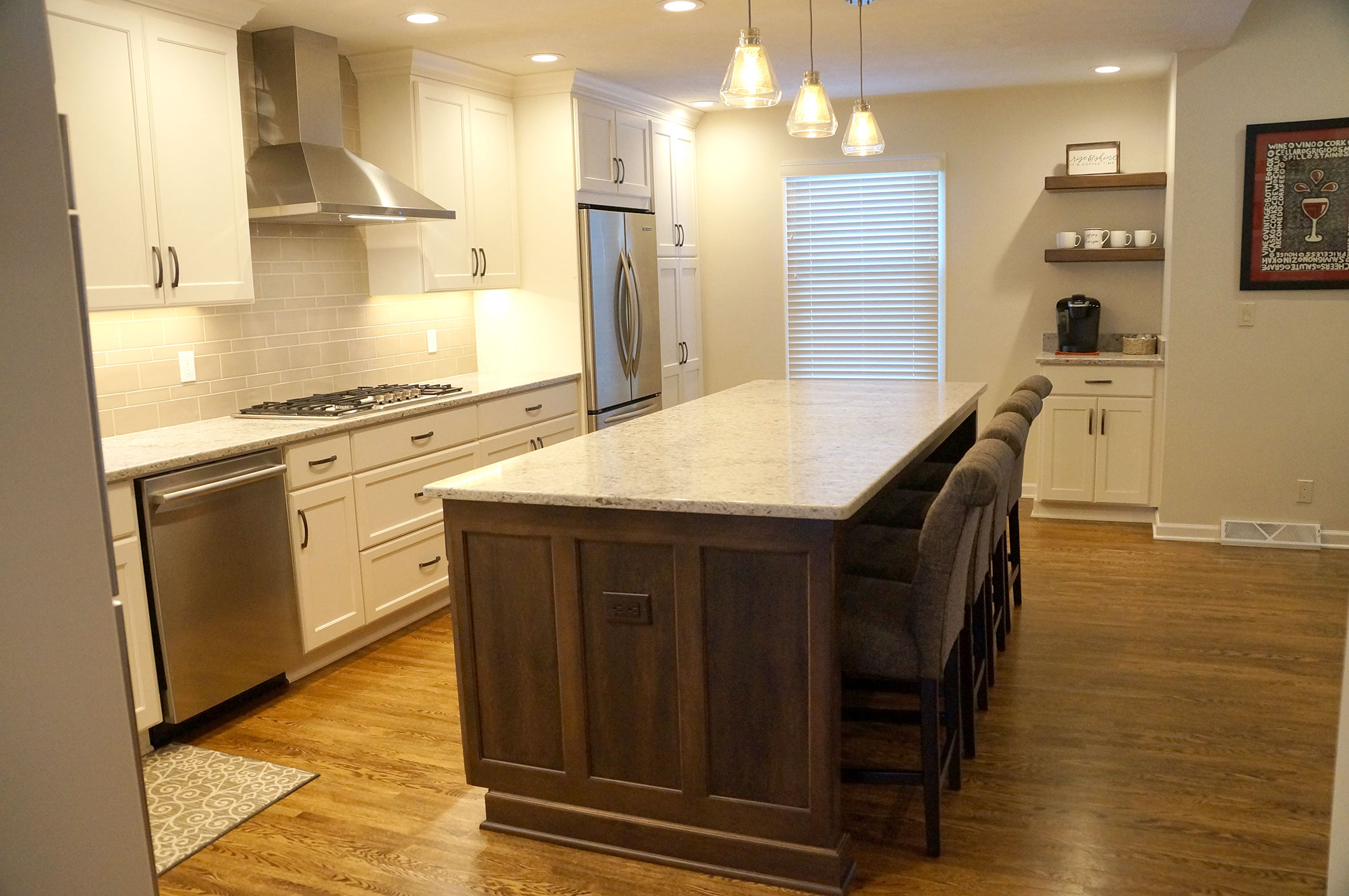 Marco Classy White Kitchen