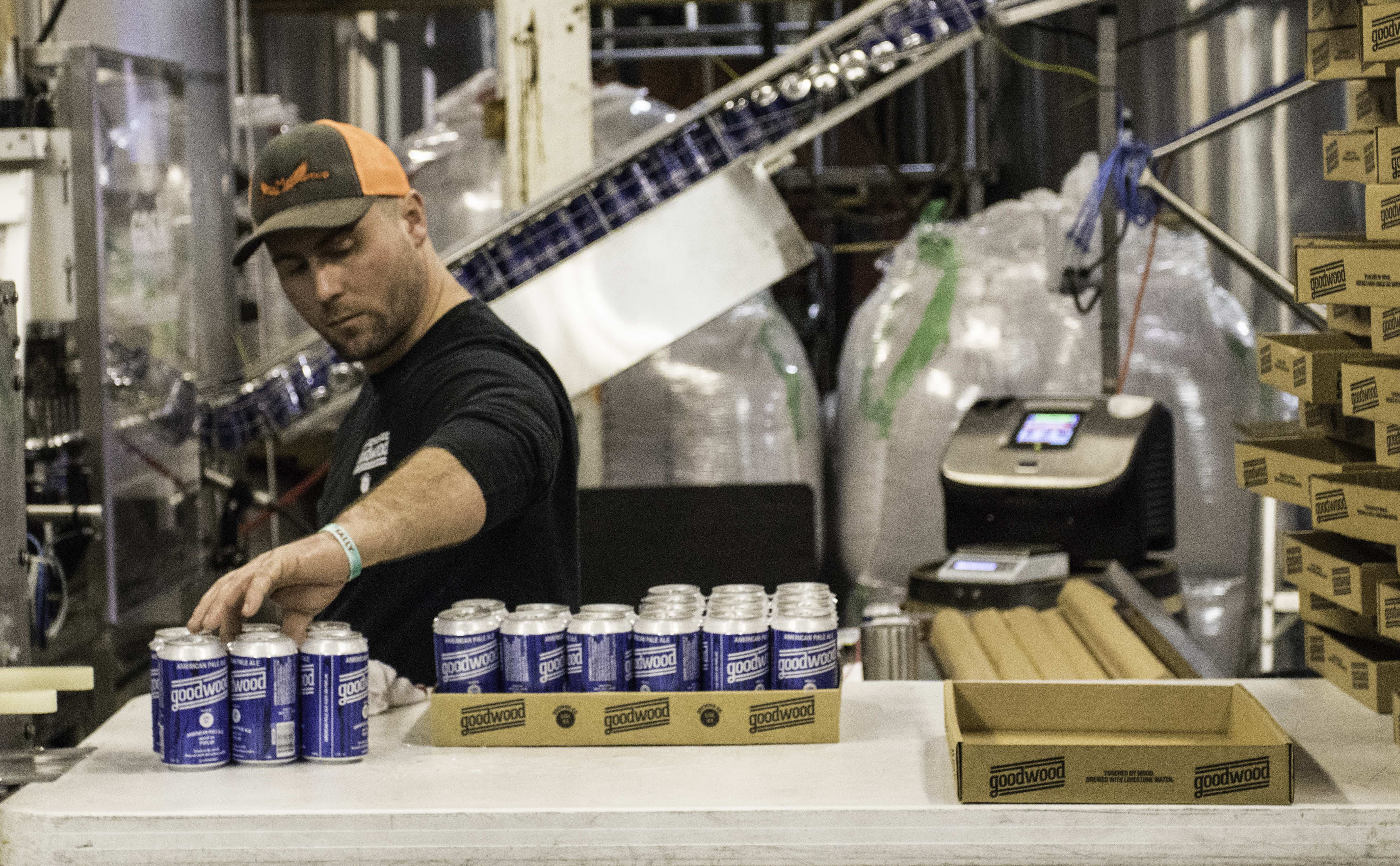 Goodwood Brewing Company To Launch American Pale Ale Cans To Honor American Heroes