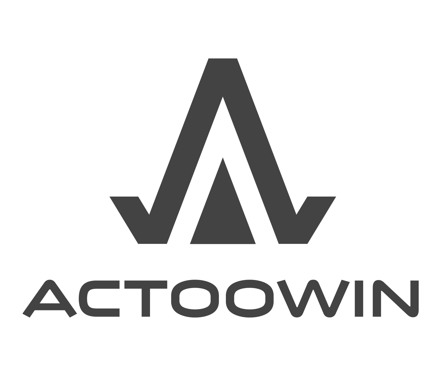 actoowin logo black