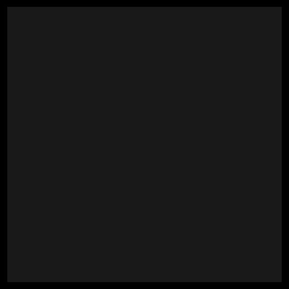 Black Volkswagen logo