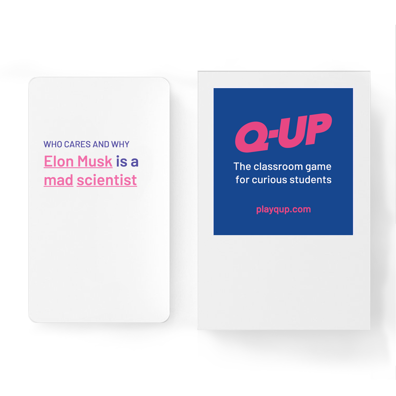 Q-UP Card Game