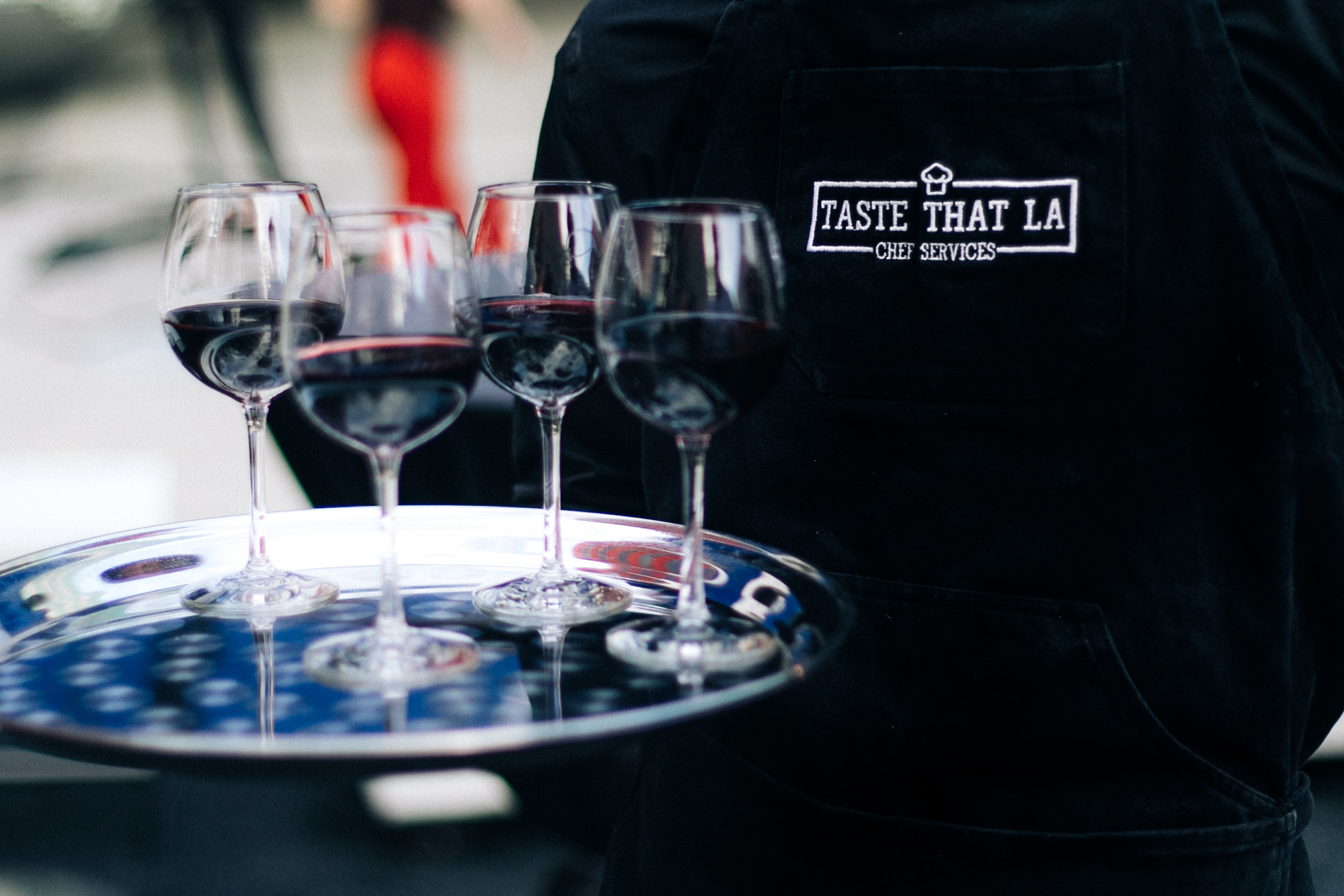 TasteThatLA wine service
