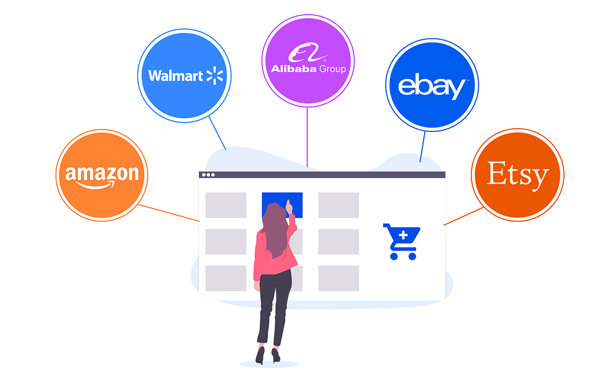 Channeling a larger audience with Multi channel eCommerce