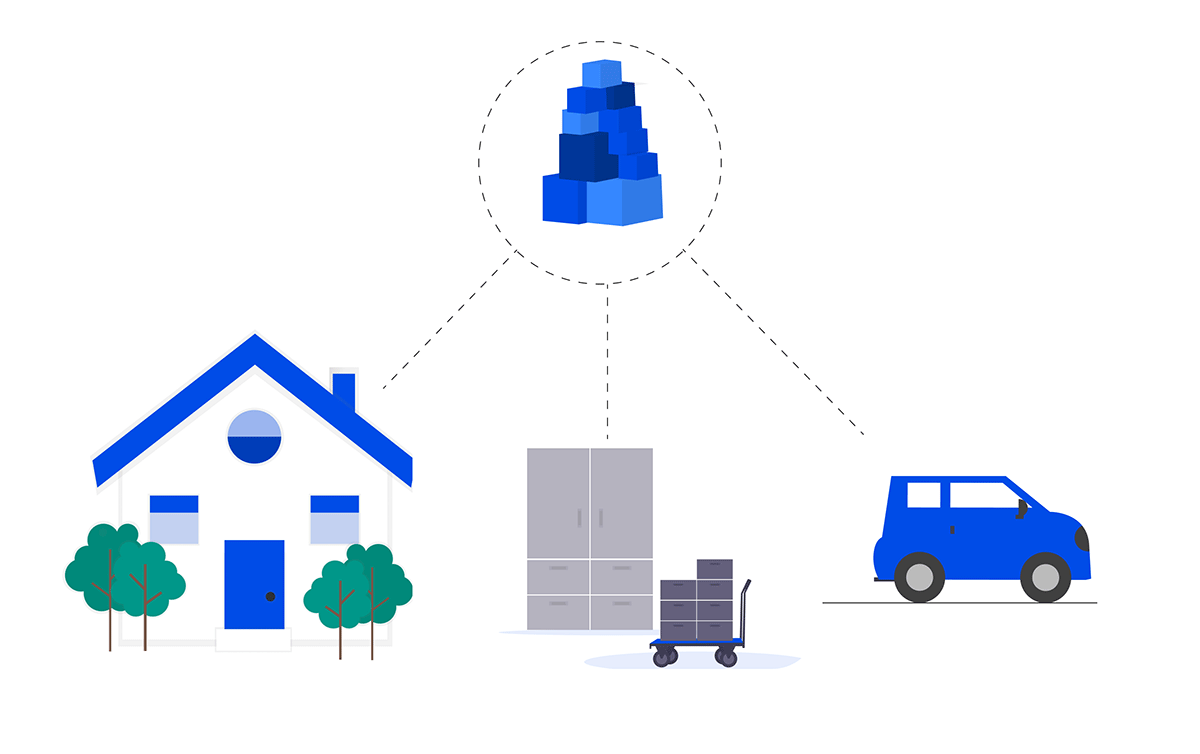 Retail and eCommerce will also begin offering more innovative solutions, like ship-to-store options, and in-fridge, in-car, and in-house deliveries