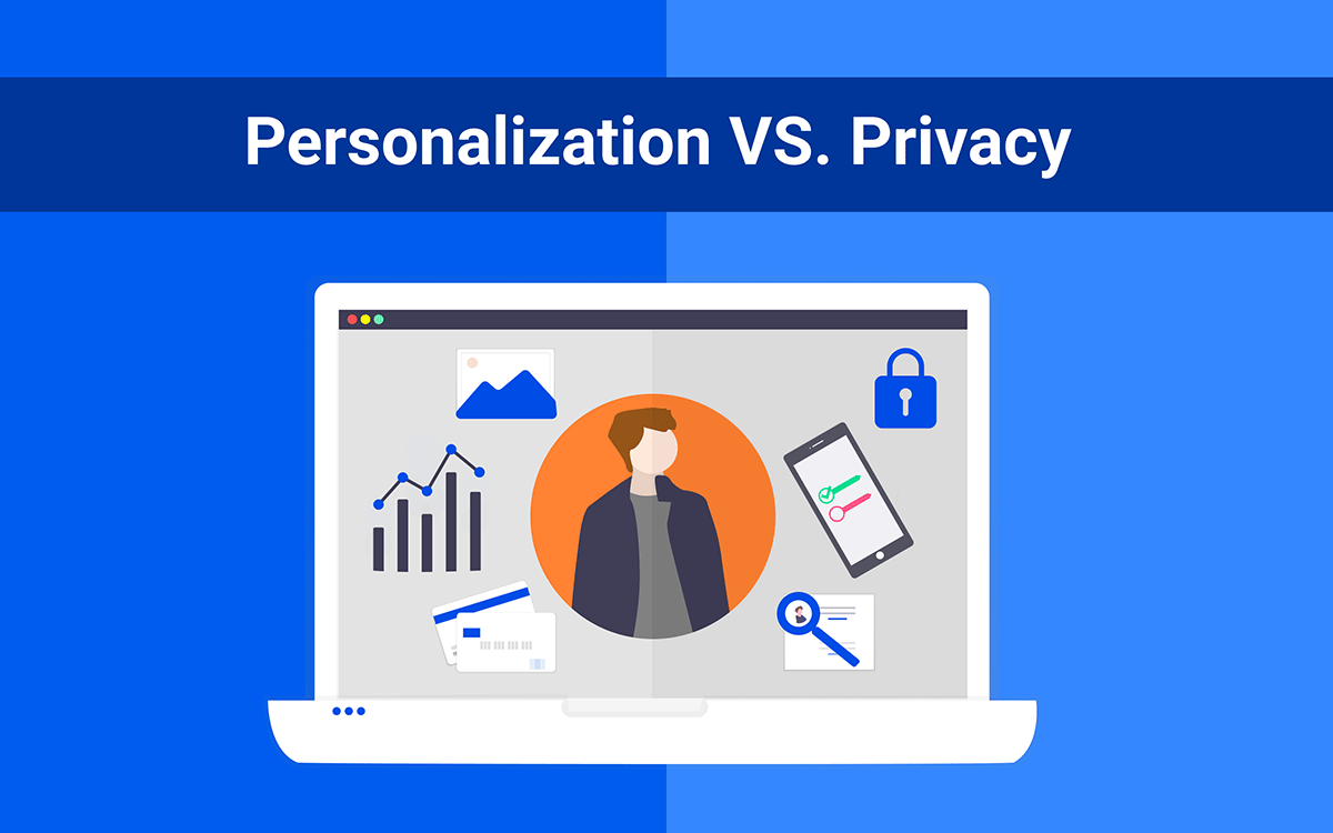 Personalization vs. privacy in retail and eCommerce