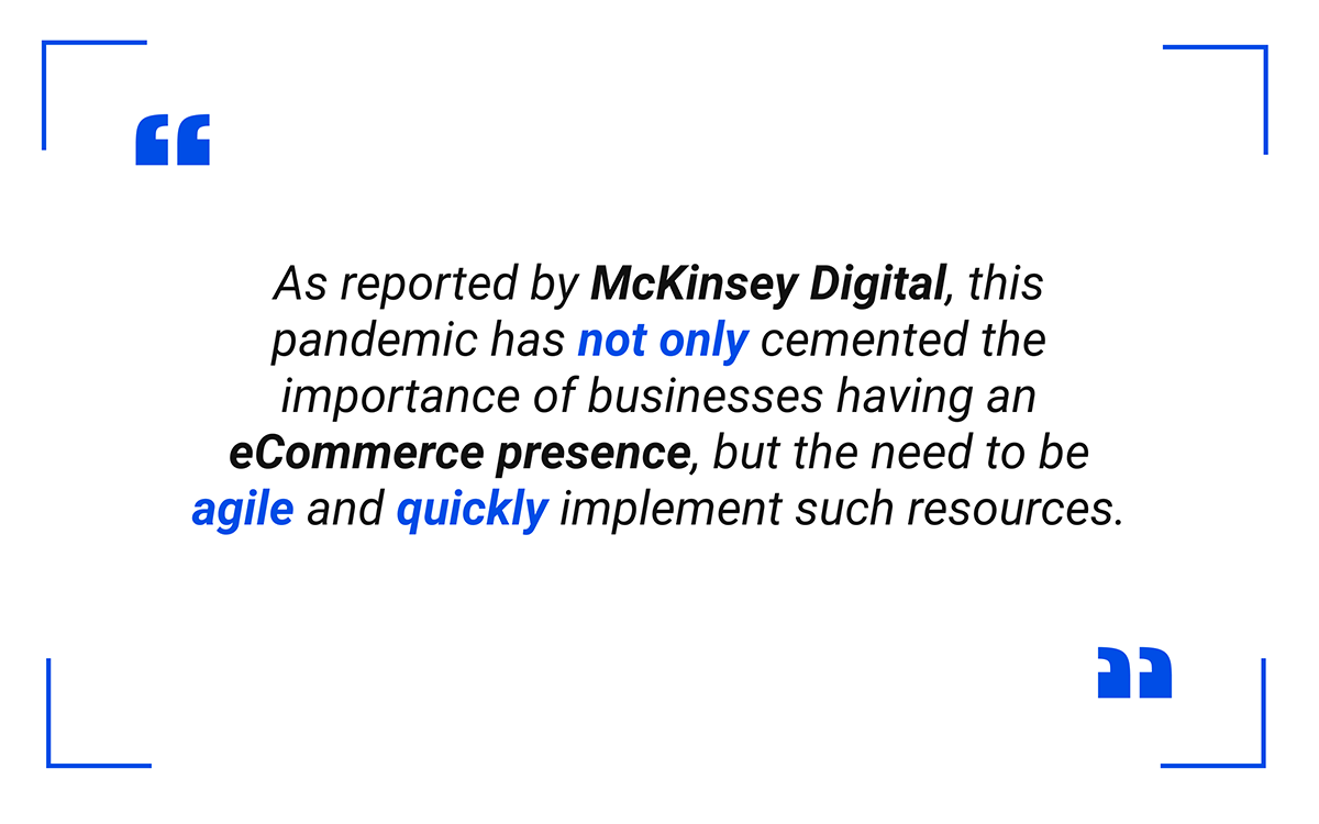 Reported by McKinsey Digital