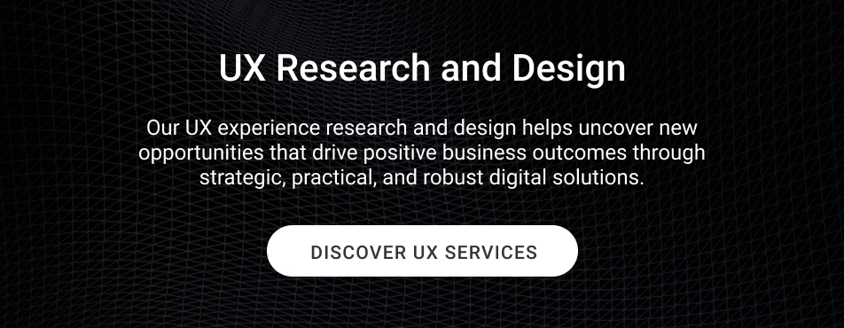 Discover UX Services