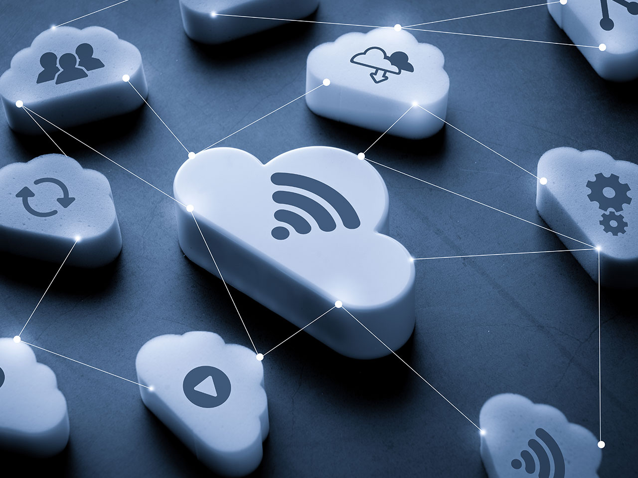 cloud technology connection