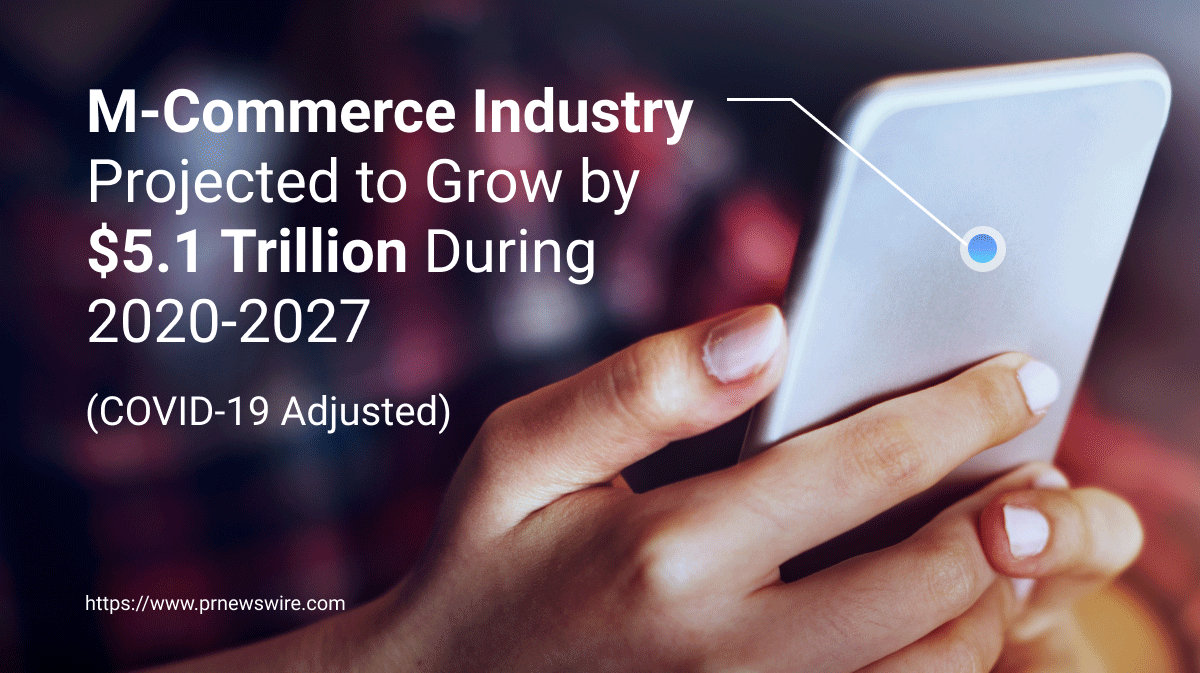 M-Commerce Industry  prnewsire.com