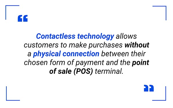 Contactless Technology Quote