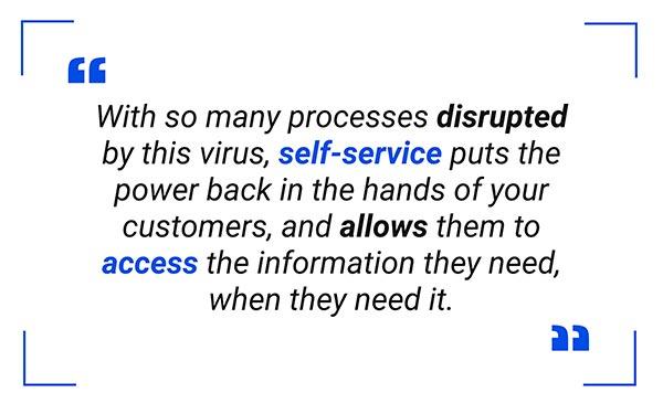 Self-service Quote