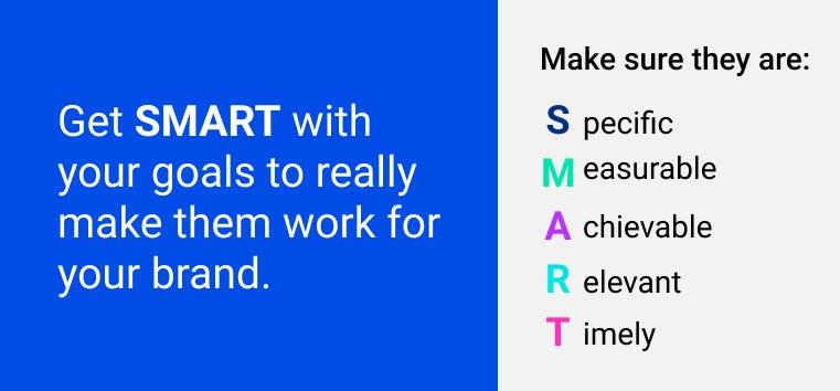Get SMART graphic