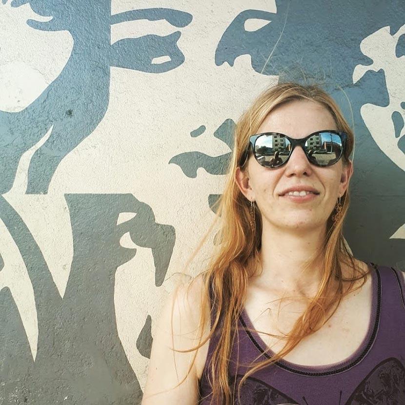 photo of larissa