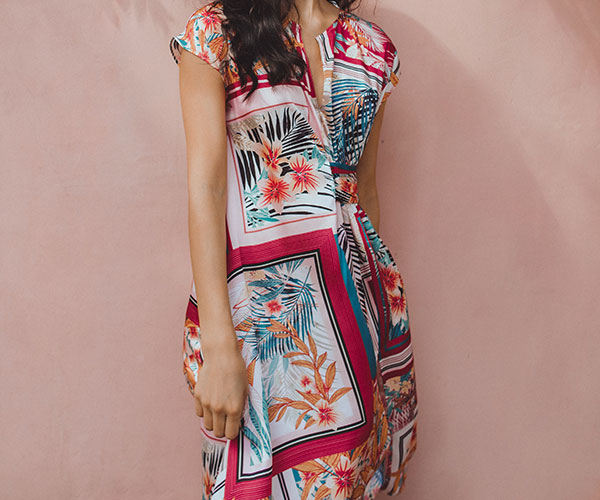 young-woman-in-colourful-dress